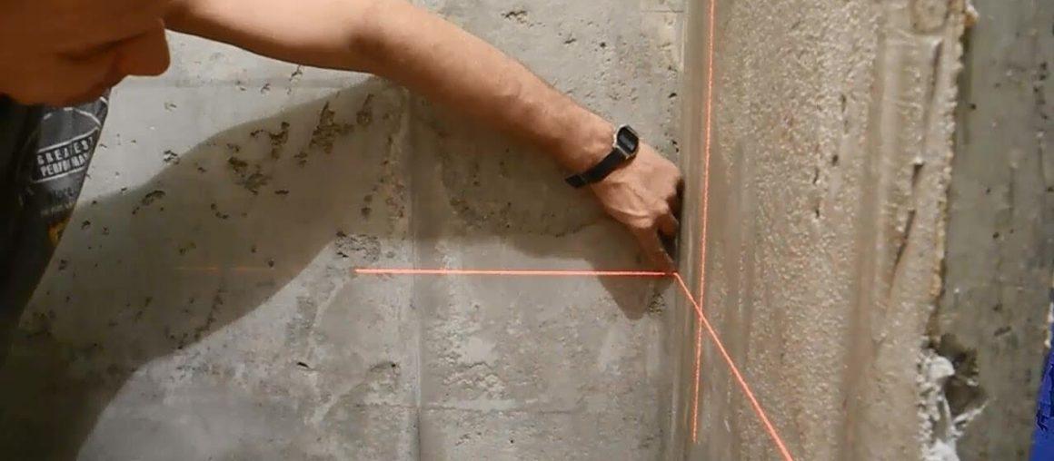 Как правильно выставить углы под 90°