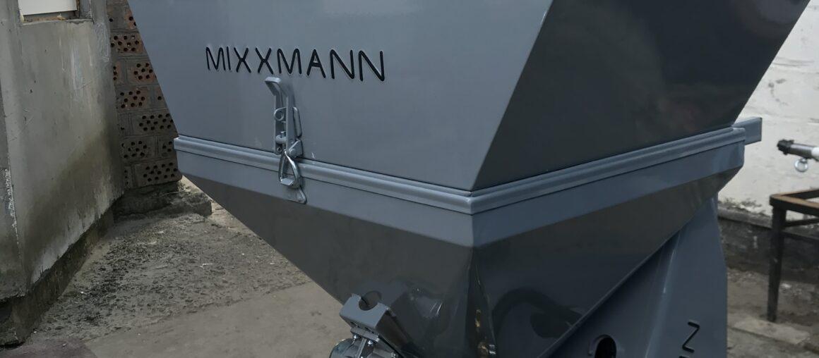Штукатурная станция MixxMann S3-220 вольт