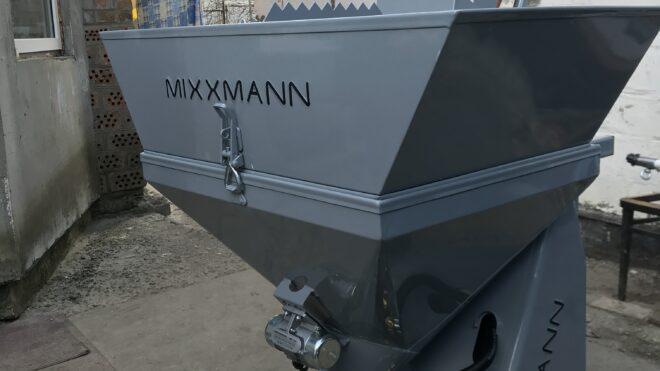 Штукатурна станція MixxMann S3-220 вольт