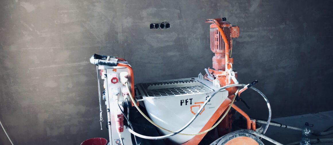 Сучасне Німецьке обладнання «PFT-G5 Cady-380 вольт»